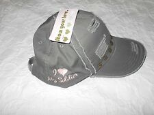 ARMY I LOVE MY SOLDIER LOGO COTTON MILITARY HAT CAP  Show Your Love NEW!!