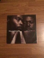 Nice & Smooth Jewel Of The Nile Hip Hop LP EX Vinyl OG 1994 Release