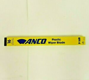 ANCO Plastic Windshield Wiper Blade P-16B NOS SHIPS FREE