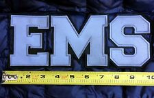 "EMS 3M REFLECTIVE PATCH 10""X 4"""