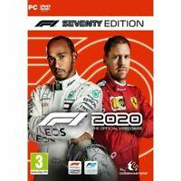 F1 2020 SEVENTY EDITION WINDOWS PC WITH STEELBOOK