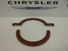 84-99 Jeep Wrangler Cherokee New Crankshaft Seal Package 4.0L Mopar Factory Oem