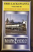 Mark I Video -  ERIE AND E-L SPECIAL PACKAGE - 2-DVD 4-Volume Set