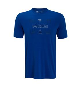 Under Armour Men's MFO Graphic Running Short Sleeve T-Shirt 1357293 Size XL