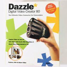 Brand New Dazzle Digital Video Creator 80