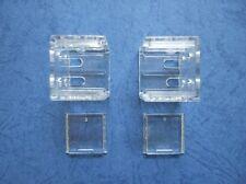 Venetian Blind Box Bracket To Fit 25mmx25mm Top Rail