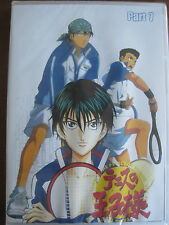 The Prince of Tennis Part 7 Import DVD ANIME