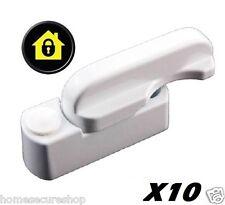10 X Sash Jammers uPVC Windows & Door Swing Locks. Added Security. UK Seller