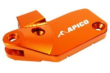 Tapa cubierta delantera Apico Depósito Embrague KTM SX250 EXC250 EXC450 Naranja
