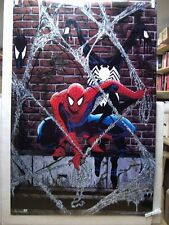 Todd McFarlane: Spiderman Before a Brickwall Poster (USA)