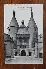 Tarjeta postal antigua CPA NANCY - Puerta de el craff