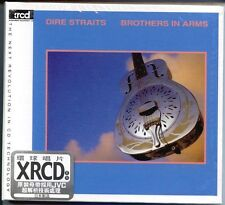 """DIRE STRAITS """"BROTHERS IN ARMS"""" Japan JVC XRCD XRCD2 Audiophile CD New Sealed"""