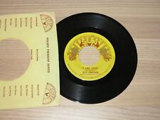 "ROY ORBISON 7"" SINGLE - I LIKE LOVE / CHICKEN HEARTED / SUN RECORDS in MINT"