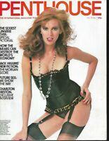 Collectable Penthouse Men's Magazine Volume 15 No 7