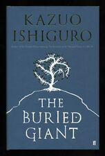 Kazuo Ishiguro - The Buried Giant; SIGNED 1st/1st + Bookmark