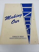 Chapin High School 1996 Eagle's Nest Yearbook, Annual SC Hardcover