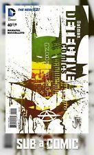 DETECTIVE COMICS #40 (DC 2015 1st Print) COMIC