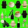 50+ TYPES CE CERTIFIED SES E14 ES E27 BC B22 Light Bulb Lamp Holder UK SELLER