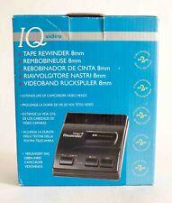 IQ 8mm/Hi8 video tape rewinder