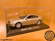 BMW 645i 645 i COUPE 1:43 MINT!!!