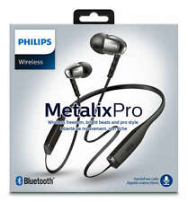 Philips SHB5950 Metalix PRO Wireless Bluetooth In Ear Headphones - Brand New