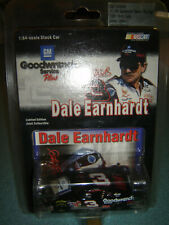 #3 Dale Earnhardt Sr 1999 Goodwrench Service Plus / SIGN Action 1/64