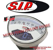 MF0317 - CONTACHILOMETRI DIGITALE SIP 2.0 BIANCO VESPA 125 ET3 SUPER GTR TS