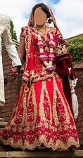 Wedding Lengha, Wedding Lehenga, Bridal Lengha, Bridal Lehenga, Indian Bridal