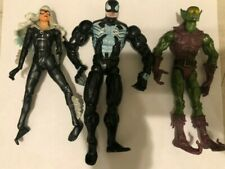 Marvel Legends Sinister Six Action Figures: Green Goblin, Venom and Black Cat