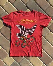 Ed Hardy By Christian Audigier Eagle Snake T Shirt Mens Medium