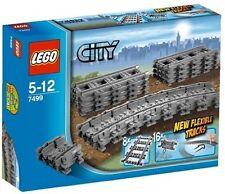 LEGO® City 7499 Flexible und gerade Schienen NEU OVP