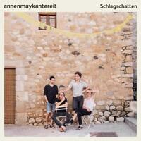 ANNENMAYKANTEREIT - SCHLAGSCHATTEN (INKL.CD)  2 VINYL LP NEU