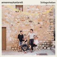 ANNENMAYKANTEREIT - SCHLAGSCHATTEN (INKL.CD)  2 VINYL LP NEW+