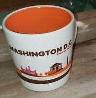 Washington D.C. Runs on Dunkin' Coffee Mug - 2013 (Dunkin' Donuts)