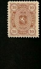 Finland 1885 NG fine well centered Scott# 27 stamp