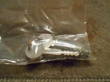 NOS 1980 - 1983 LINCOLN TOWN CAR CONTINENTAL GLOVE BOX KEY AND LOCK SET NEW OEM