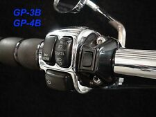 """Handle bar """"AIR RIDE""""  switch for Harley   (Black)"""