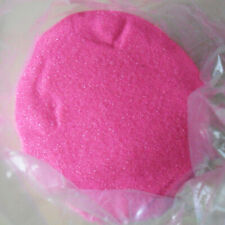 One Colored Sand Art, Craft, Weddings, Easter Decors, 12 Ounces Bag, Barbie Pink