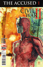 Civil War II The Accused #1 (One Shot) New/Unread Marvel