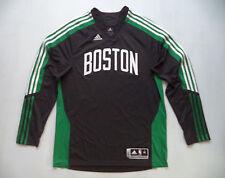 Mens ADIDAS NBA Boston fitness Shirt sz XL player basketball court game NWOT