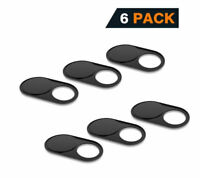 4 pack Universal Webcam Cover 0.7mm Ultra-Thin For Laptop Web Camera Cover Slide