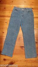 LA Blues Stretch Jeans Size 14 78% Cotton Relaxed Fit Long RN 83910 Inseam 32