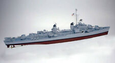Giant 1/96 Scale USS Gearing Class Destroyer Plans, Templates, Instructions 48""