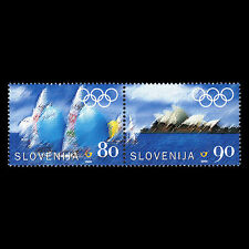 Slovenia 2000 - Olympic Games Sydney Sports - Sc 422a MNH