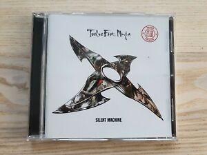 Twelve Foot Ninja Silent Machine CD