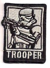 Star Wars Stormtrooper Logo  Patch - Aufnäher - zum aufbügeln