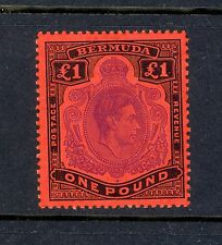 Mint Never Hinged/MNH Barbadian Colony Single Stamps
