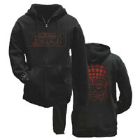 TOOL Band Red Face Zip Hoody Sweatshirt New Authentic Officially Licensed S-2XL