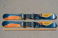 vtg Line Cruiser 95cm skiboards w/ bindings made in Canada snow ski board shoe