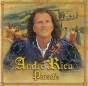 CD ANDRE RIEU PARADIS